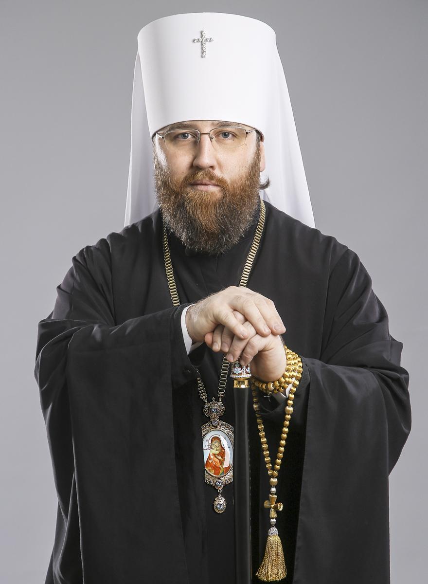Обращение митрополита Саратовского и Вольского Игнатия к клиру и пастве Саратовской епархии
