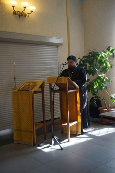 Клирик Саратовской епархии принял участие в международной научно–практической конференции в Алатыре