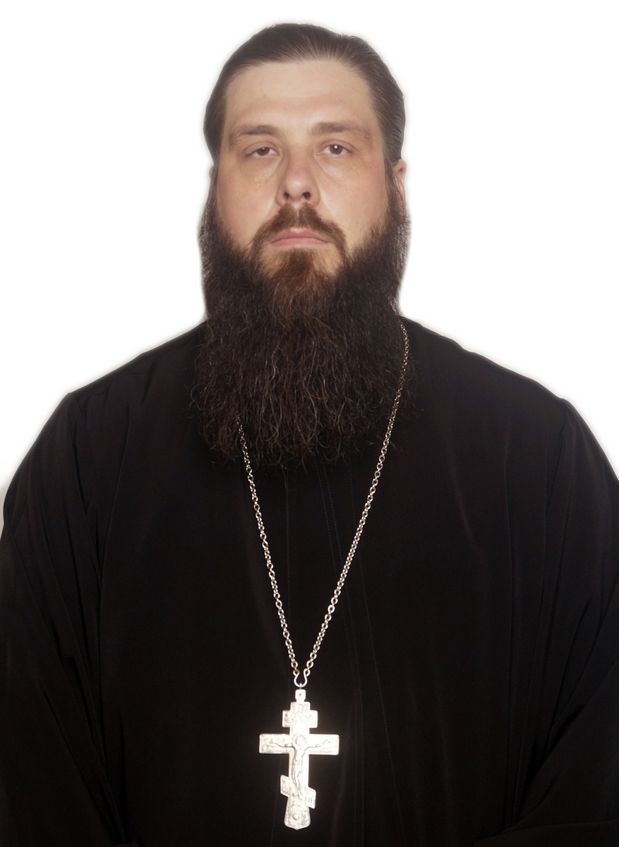 Священник Константин Бурундаев