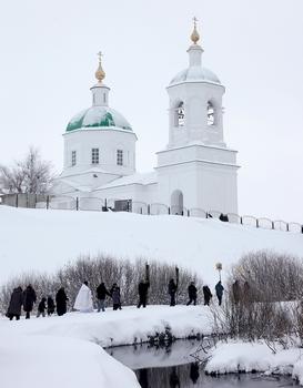 Фото священника Макария Тагаева